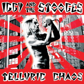 Cover IGGY POP, telluric chaos (bf 16)