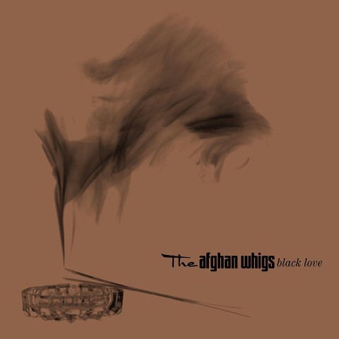 AFGHAN WHIGS, black love - 20th anniversary edition cover