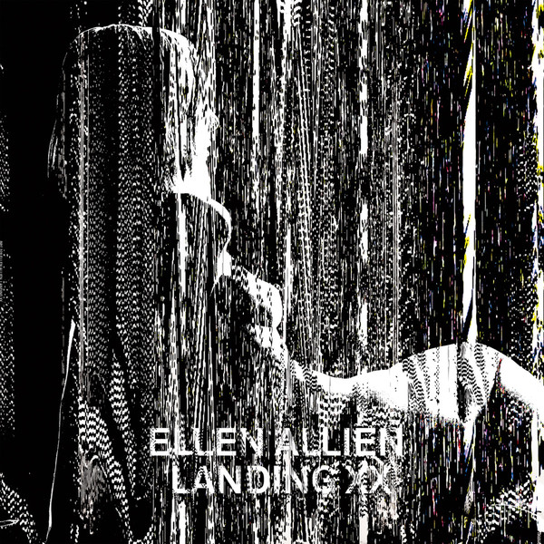 ELLEN ALLIEN, landing xx cover