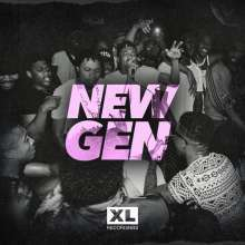 NEW GEN, s/t cover