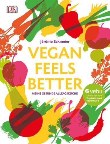 JEROME ECKMEIER, vegan feels better cover