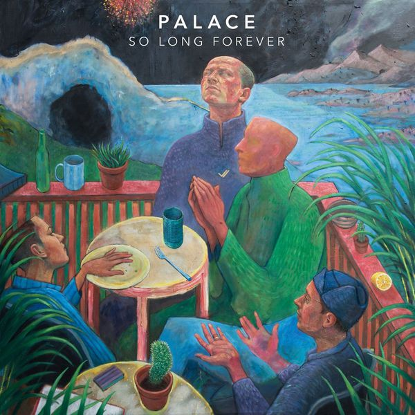 Cover PALACE, so long forever