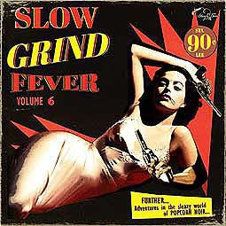 Cover V/A, slow grind fever 06