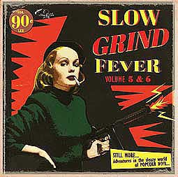 Cover V/A, slow grind fever 5 + 6
