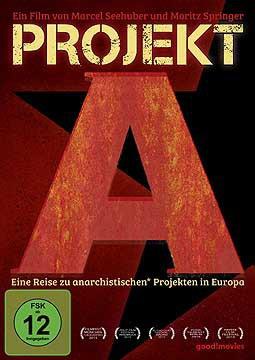 PROJEKT A, dokumentation cover