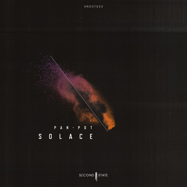 Cover PAN-POT, solace ep