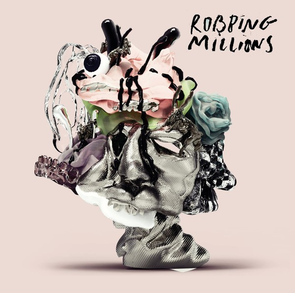 Cover ROBBING MILLIONS, s/t