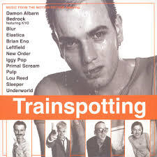 Cover O.S.T., trainspotting