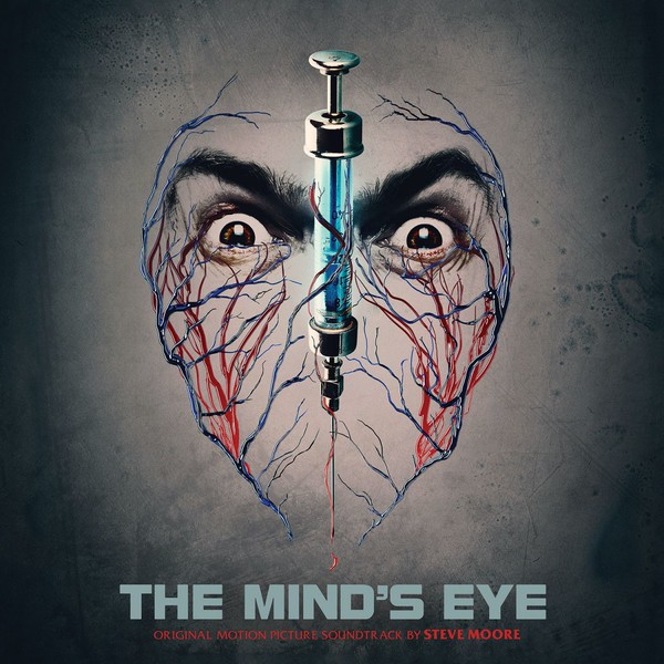 Cover STEVE MOORE, the mind´s eye - o.s.t.
