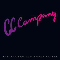 CC COMPANY, the pat benatar cover single cover