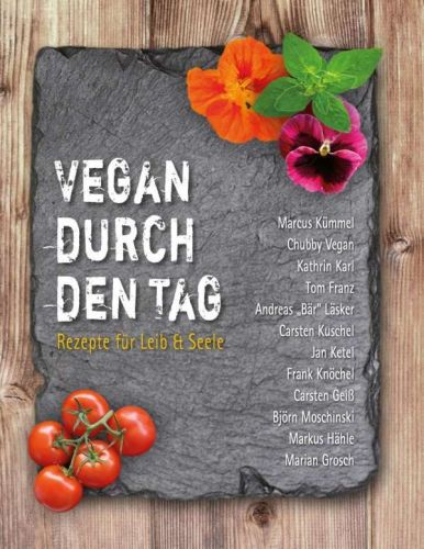 V/A, vegan durch den tag cover