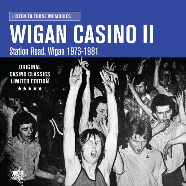 Cover V/A, wigan casino II / station road, wigan 1973-81