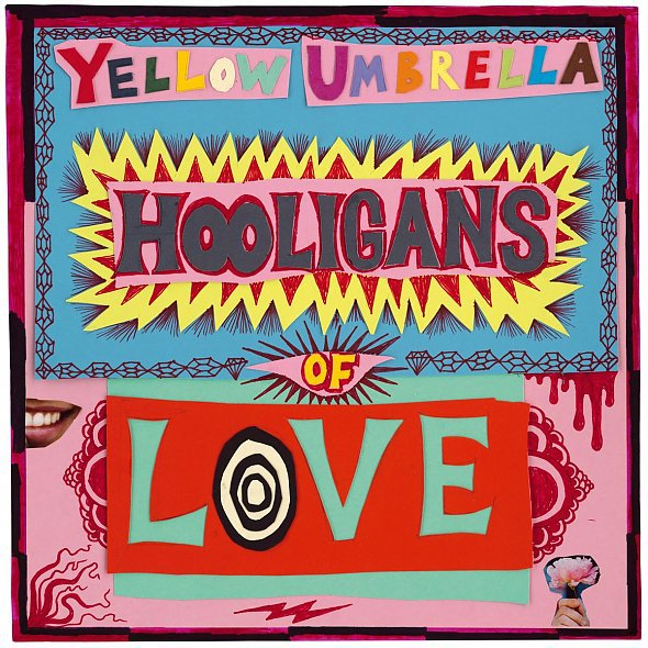 Cover YELLOW UMBRELLA, hooligans of love
