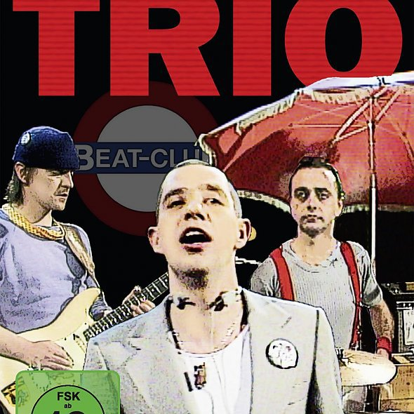 TRIO, live im beatclub cover