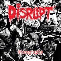 Cover DISRUPT, discography