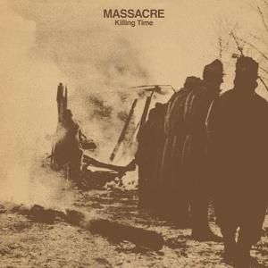 MASSACRE, killing time cover