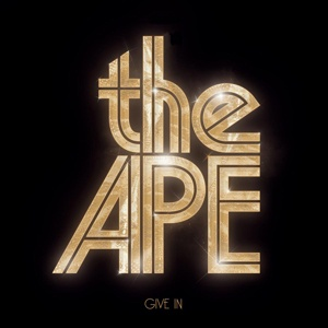 THE APE, give in cover