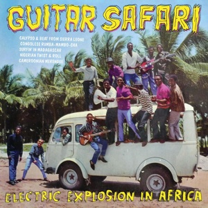 Cover V/A, guitar safari