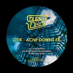 OTIK, acne downs ep cover
