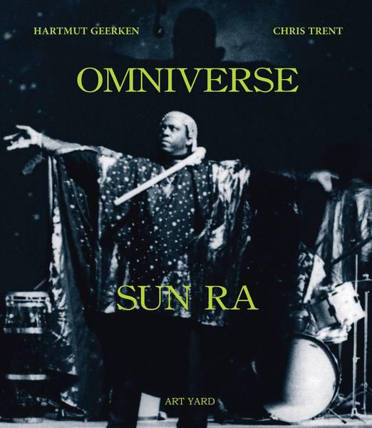 SUN RA, omniverse cover