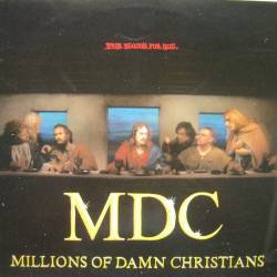 MDC, this blood´s for you/millions of damn christs cover