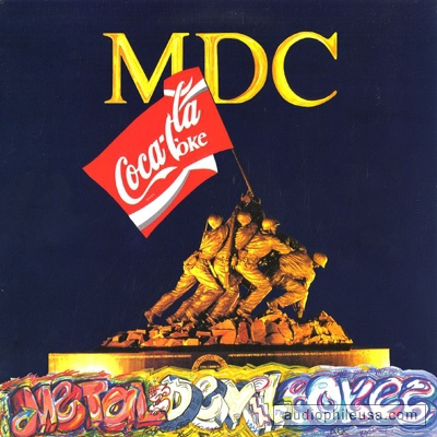 MDC, metal devil cokes cover