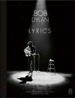 BOB DYLAN, lyrics -  seit 1962 cover