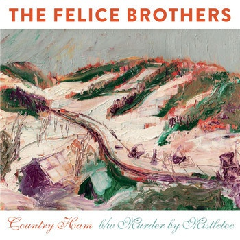 Cover FELICE BROTHERS, country ham