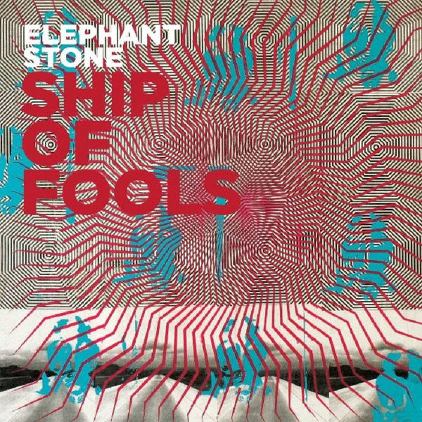 Cover ELEPHANT STONE, ship of fools