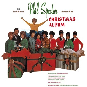 Cover V/A, phil spector christmas album
