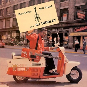 Cover BO DIDDLEY, have guitar will travel