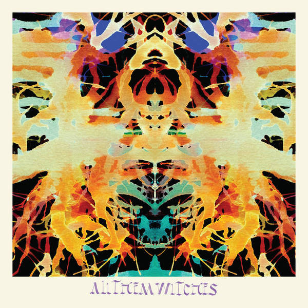 Cover ALL THEM WITCHES, sleeping through the war