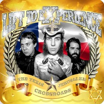 Cover LIFT TO EXPERIENCE, the texas-jerusalem crossroads