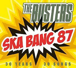 BUSTERS, ska bang 87 - 30 jahre, 30 songs cover