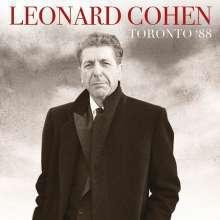 LEONARD COHEN, toronto `88 cover