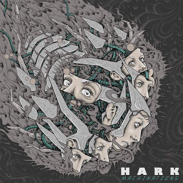 Cover HARK, machinations