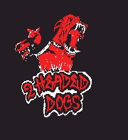 Cover 2 HEADED DOGS, s/t