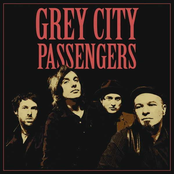 Cover GREY CITY PASSENGERS, s/t