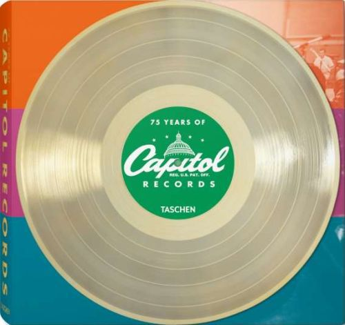 REUEL GOLDEN, 75 years of capitol records cover