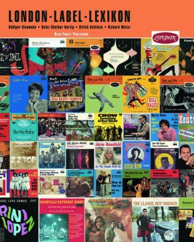 RÜDIGER BLOEMEKE, london-label-lexikon (deutschland 1954-74) cover