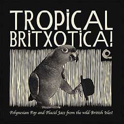 Cover V/A, tropical britxotica!