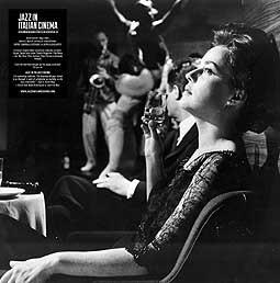 V/A, jazz in italian cinema cover