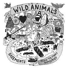 WILD ANIMALS, basements cover