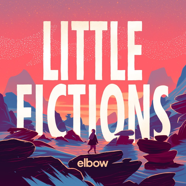 ELBOW, little fictions cover