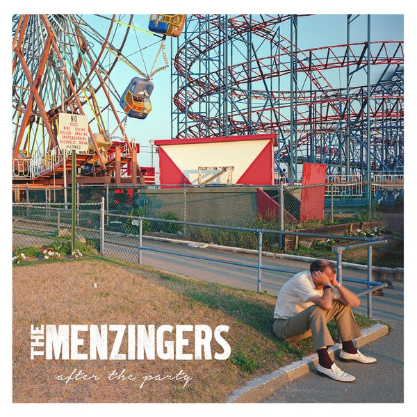 Cover MENZINGERS, after the party