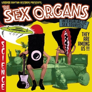 SEX ORGANS, intergalactic sex tourists cover