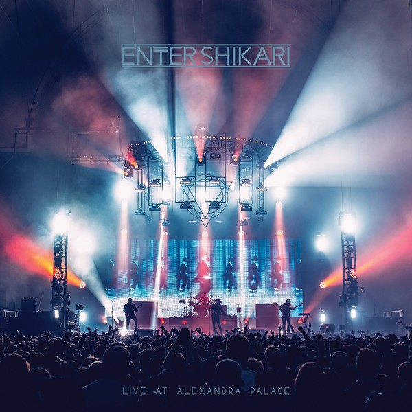Cover ENTER SHIKARI, live at alexandra palace