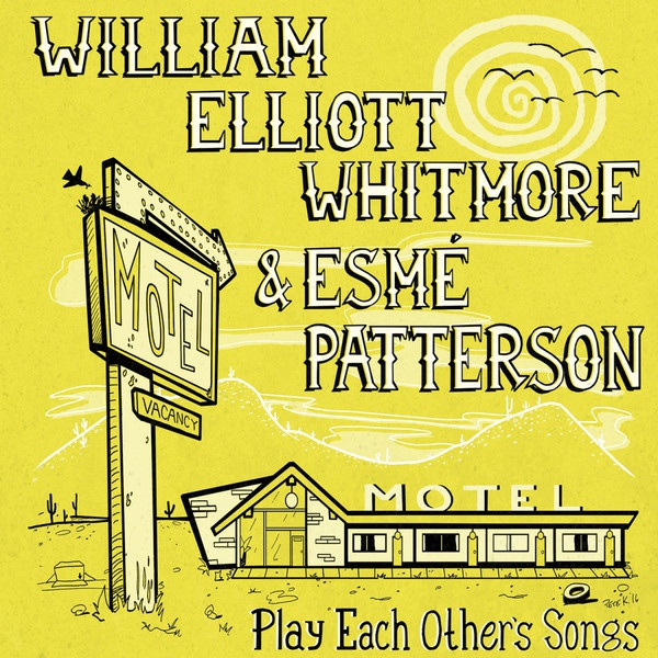 Cover WILLIAM E. WHITMORE & ESME PATTERSON, play each other´s songs