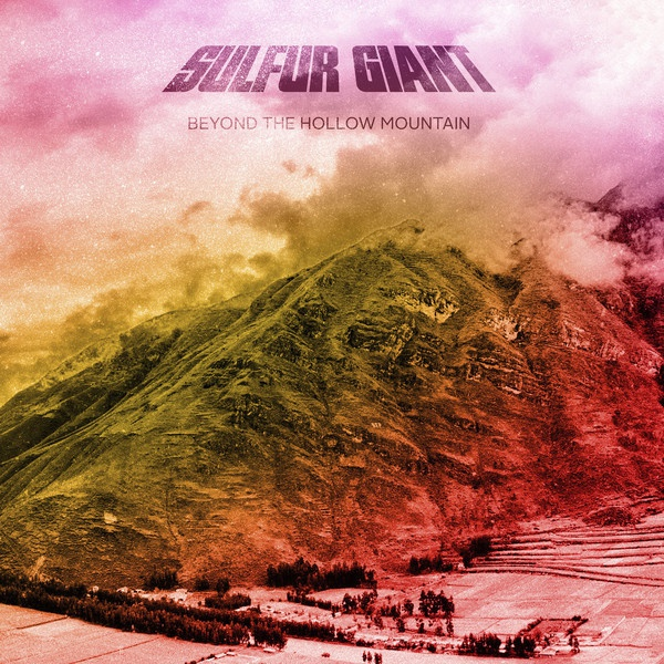 Cover SULFUR GIANT, beyond the hollow mountain
