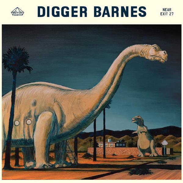 DIGGER BARNES, near exit 27 cover